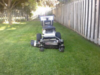 Lawn Care, Weekly cuts start at $20