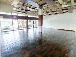 Modern Office & commercial space on high traffic corner