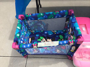 Toy Play Pen for Dolls Windsor Region Ontario image 1