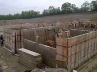 EXPERIENCED CONCRETE WALL FORMERS