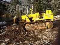 Bulldozer International 500C à Vendre ou Échanger