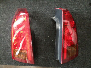 2003-2007 Cadillac CTS Taillights Brake Light Stop Light OEM