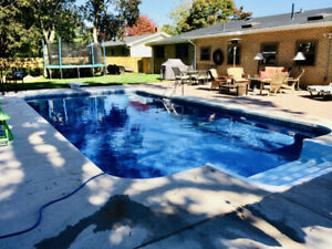 Family Oasis with Swimming Pool (Charlottetown Weekly Rental)