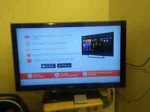 "Samsung LCD TV 40"", 1080p Full HD ,No Defects"