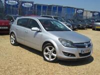 Vauxhall/Opel Astra 1.8i 16v ( 140ps ) 2007MY SRi