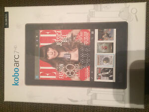 """Kobo Arc 7 HD 7"""" 16GB Android Tablet With NVIDIA Tegra 3 Process"""