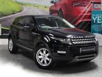 2011 LAND ROVER RANGE ROVER EVOQUE SD4 PURE TECH ESTATE DIESEL
