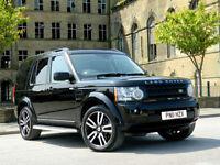 2011 11 Land Rover DISCOVERY 4 3.0 SD V6 Landmark LE 4x4 5dr