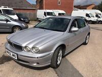 Jaguar X-TYPE 2.0 V6 SE 4 DOOR - 2002 02-REG - 3 MONTHS MOT