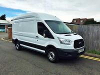 2015 Ford Transit 2.2 TDCi ( 125PS ) RWD 350 L3H3 Only 37k Manufactures Warranty