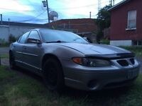 1999 Pontiac Grand Prix for sale or trade for sled