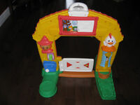 Fisher Price Laugh & Learn Farm (French Edition)