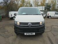 Volkswagen Transporter T28 2.0 Tdi Bmt 84 Startline Van DIESEL MANUAL (2016)