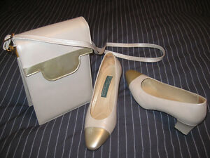 Special Occasion shoes and matching purse