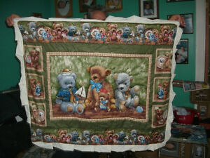 Home made babys quilts St. John's Newfoundland image 1