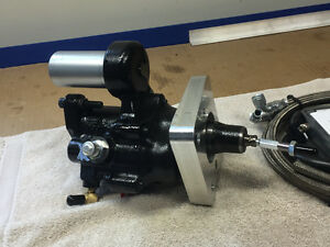 Hydro Brake Conversion Kit