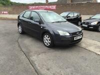 57 plate Ford Focus 1.6 LX 5 door a very nice example fsh
