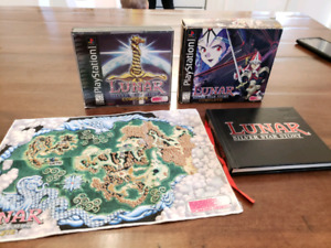 PS1 Lunar Silver Star Story Complete
