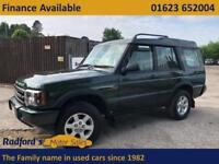 Land Rover Discovery TD5 GS 5STR