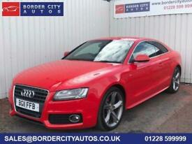 image for 2011 Audi A5 1.8 TFSI S LINE SPECIAL EDITION 2d 158 BHP Coupe Petrol Manual