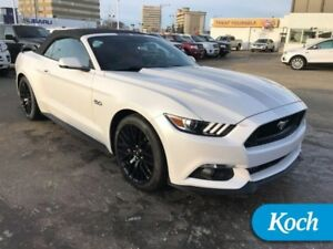 2017 Ford Mustang GT Premium  Adapt Cruise, GT Perf Pkg, Manual