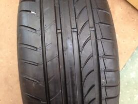 Brand new v/w wheel and tyre 235x55x17