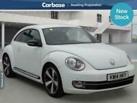 2014 Volkswagen Beetle 2.0 TDI Sport 3dr DSG HATCHBACK Diesel Automatic