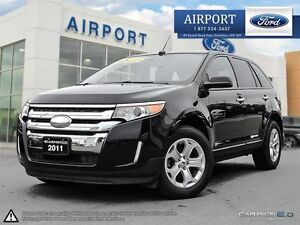 Ford Edge FWD SEL 2011
