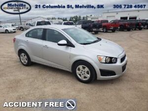 2012 Chevrolet Sonic LT  - Sound Package