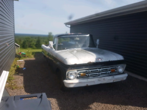 1964 Mercury M100 - Trades Accepted