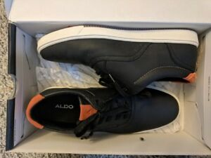 Sneakers ALDO ( size 8 barefoot, 7.5 with sock)