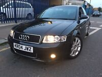 Audi A4 T 1.8 Turbo (163) (Ltd Edition) Sport FSH+1 F/KEEPR+LW MILES+RARE CAR+TURBO+ AUX IN