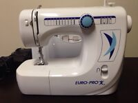 EURO-PRO Sewing Machine (NEVER USED)