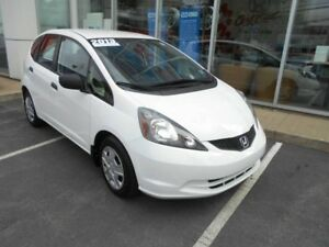 2013 HONDA FIT DX-A OWN IT FOR $118 B/W