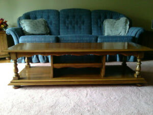 Halton Hills Area - Coffee Table & End Tables