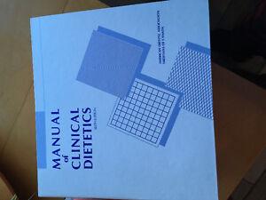 Manual of Clinical Dietetics