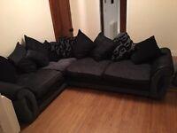 Dfs right hand corner sofa can deliver BARGAIN!