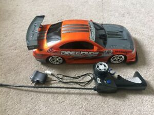 Tyco RC Nissan Drift Kings Pro Power Series RC Car, 1/10 Scale