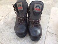 Ladies walking boots size 6