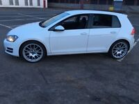 SWAP 5x112 BBS MOTORSPORTS CH WHEELS WITH NEW TYRES