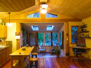Beautiful forest home available for short term rental