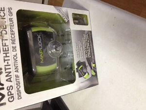Map lock gps anti theft device 35$ New in box