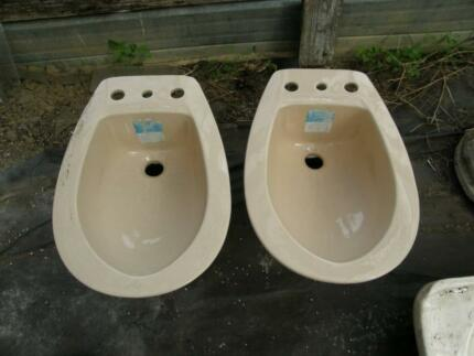 BIDET MADE BY FOWLER WARE Frenchs Forest Warringah Area Preview
