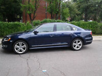 2012 VOLKSWAGEN PASSAT HIGHLINE SPORT PACKAGE