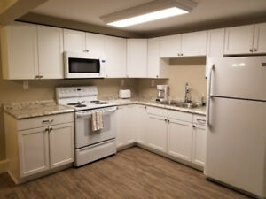 Furnished 2 bedroom basement suite in Castlegar to share