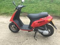 Piaggio typhoon 50 very rare and sought after scooter 2000