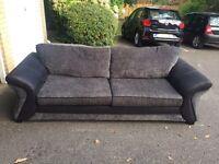DFS Three Seater Sofa