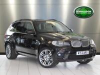 2012 BMW X5 XDRIVE40D M SPORT WITH OVER £11000 WORTH OF FACTORY EXTRA'S ESTATE