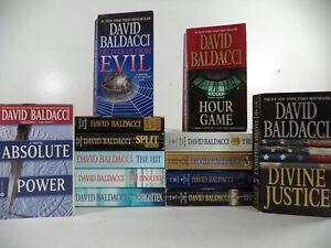 Best Books by David Baldacci