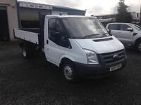 Ford Transit tipper 2.4TDCi 100PS 2007 07 Reg